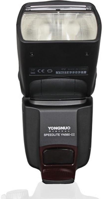 yongnuo YN560III WIreless Manual Flash for Nikon Canon Flash(Black)