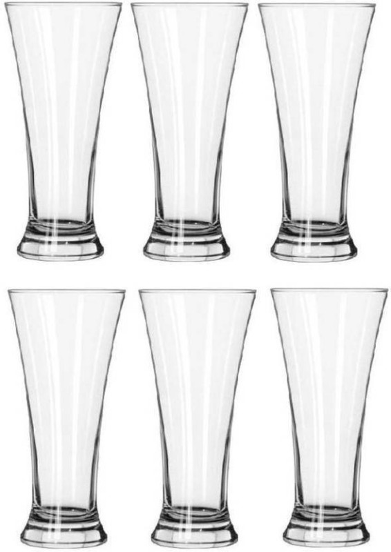 LUMINARC water & Juice glass Glass Set(285 ml, Clear, Pack of 7)
