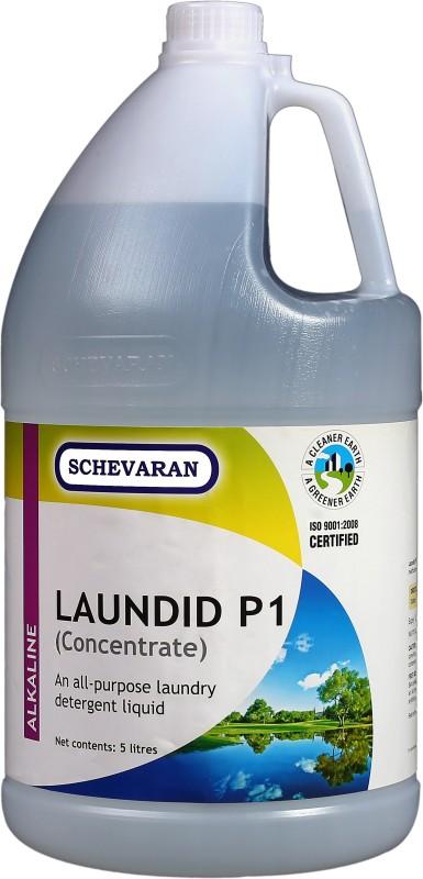 schevaran Laundid P1 Fresh Liquid Detergent(5 L)