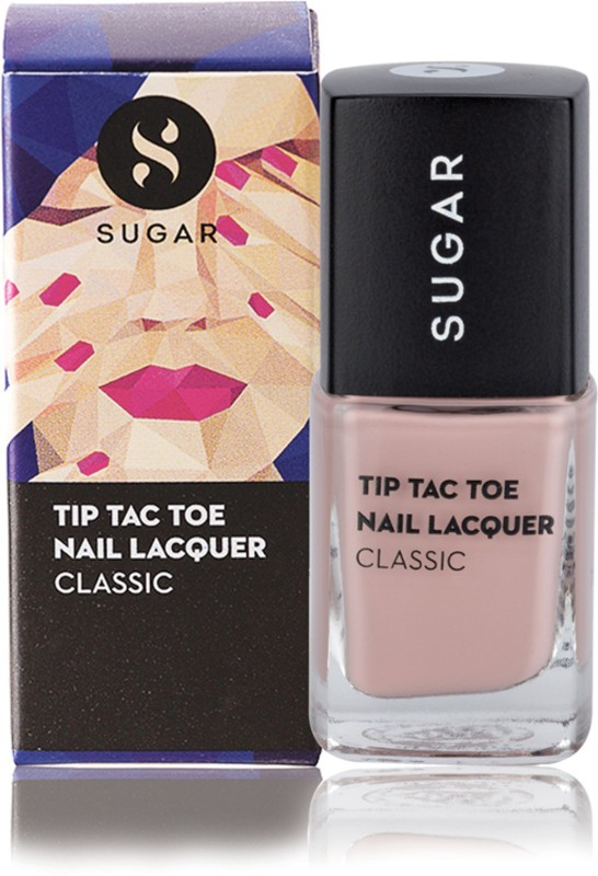 Sugar Tip Tac Toe Nail Lacquer 003 Burn Your Beiges Beige
