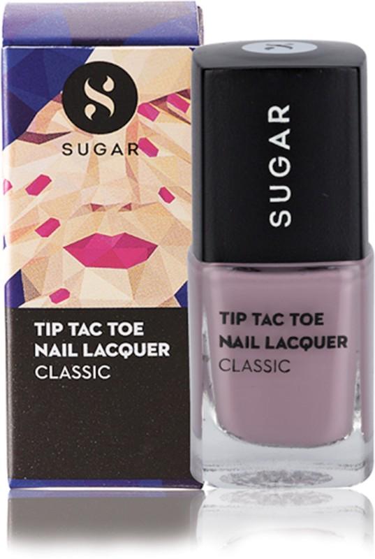 Sugar Tip Tac Toe Nail Lacquer 017 Lilac Lustre (Pink Lilac)