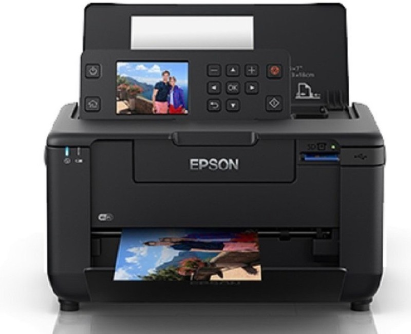 Epson PictureMate PM-520 Single Function Printer(Black)