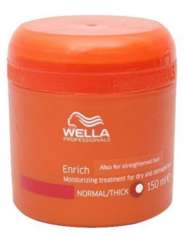 Wella Professionals Enrich Moisturizing Treatment for Dry and Damaged Hair (150 ml)(150 ml)