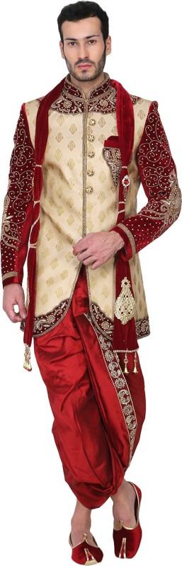 Nida Fashion Embroidered Sherwani