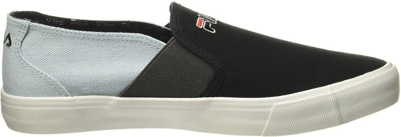 Fila CADOC Canvas Shoes For Men(Black)