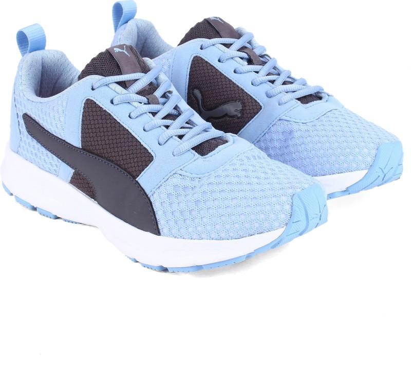 Puma Deng Wn Running Shoes For Women(Blue)