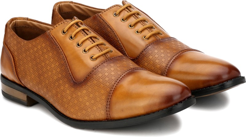 Prolific Oxford For Men(Tan)