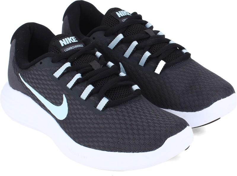 Nike WMNS NIKE LUNARCONVERGE Running Shoes For Women(Grey)