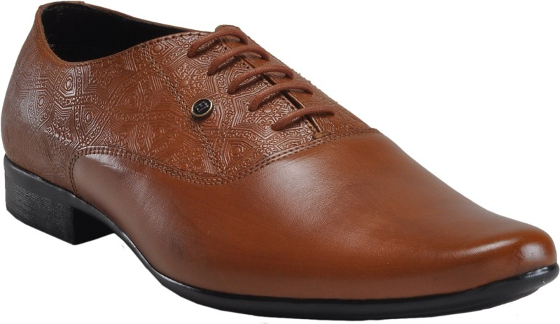 FRANCO LEONE 9764 Oxford For Men(Brown)