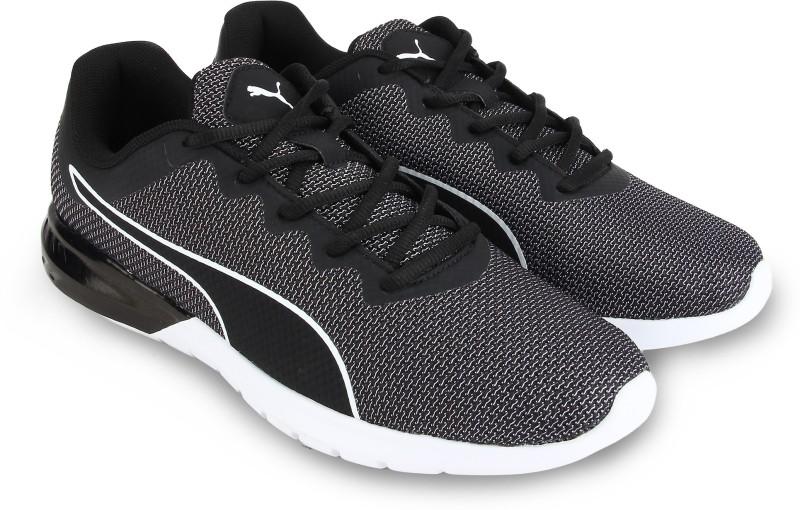 Puma Vigor Wn's Running Shoes For Women(Black)