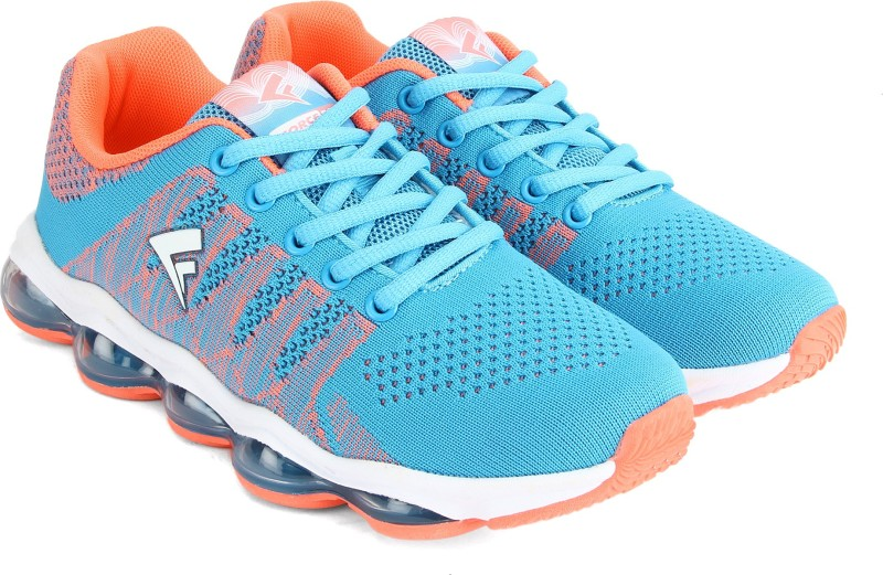 Force 10 by Liberty Running Shoes For Women(Blue)