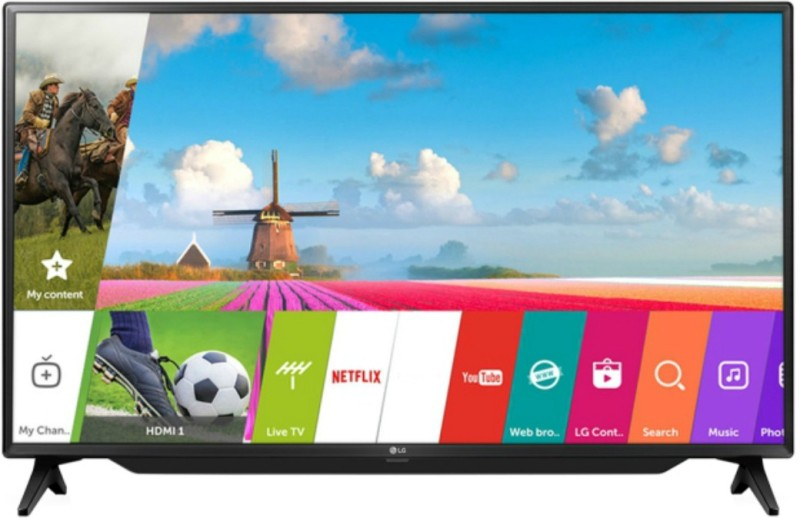 LG 43LJ619V 43 Inches Full HD LED TV