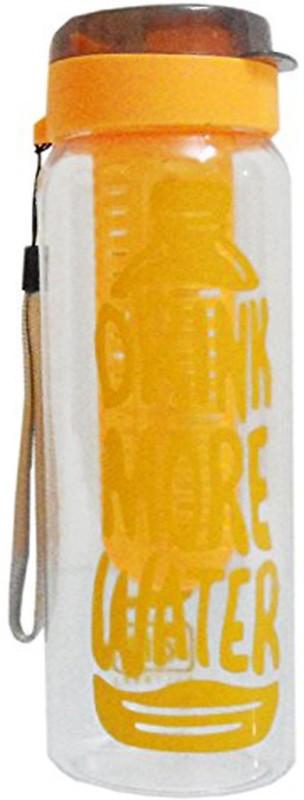 5 OClock Sports Infuser Water Bottle- 700 ML 700 ml Sipper(Pack of 1, Orange)