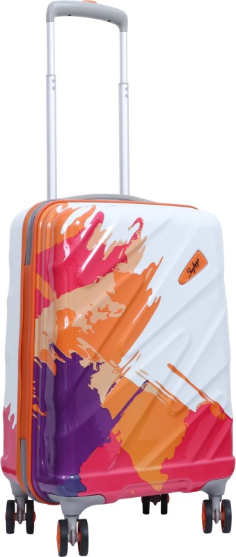 Skybags Mirage Cabin Luggage - 22 inch(Orange)