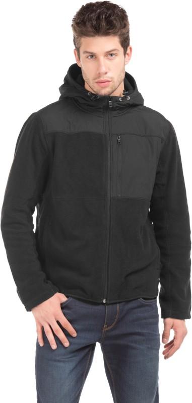 Nautica Full Sleeve Solid Mens Sweatshirt