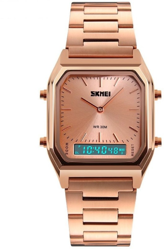 Skmei Original DUSK 1220 RG Sports Watch - For Women