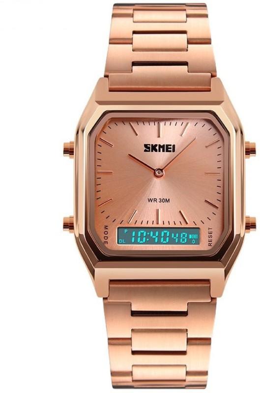 Skmei Original DUSK 1220 RG Sports Watch - For Women