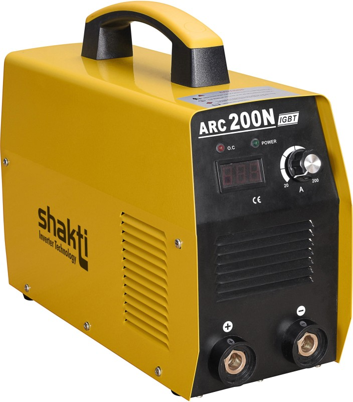 pacific overseas Inverter Welding Machine Arc-200 Amps. With All Accessories Inverter Welding Machine