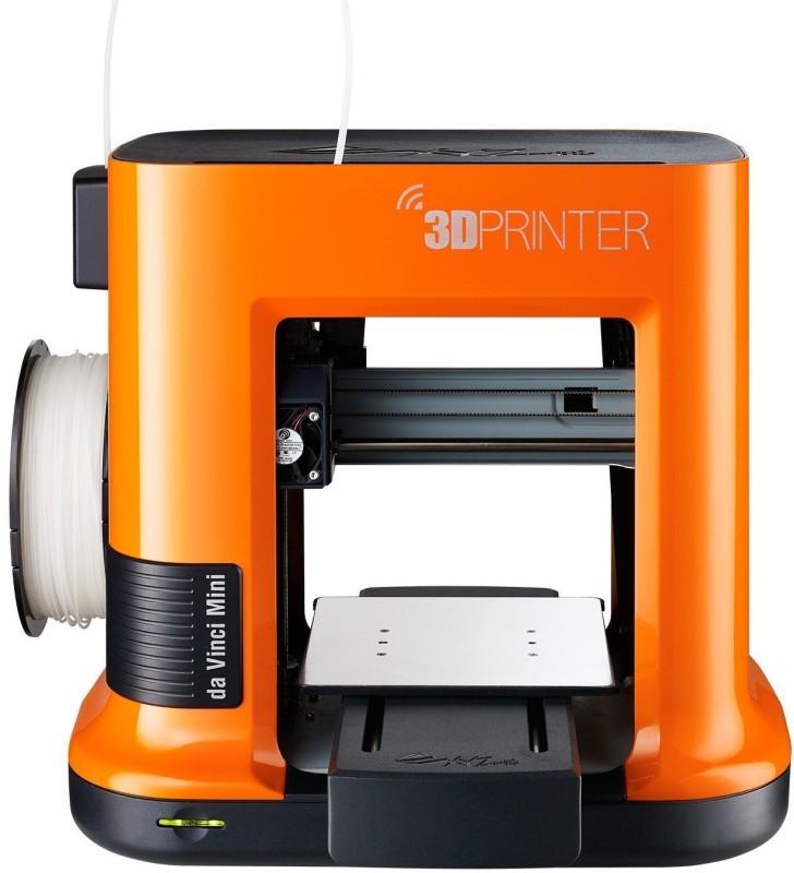 XYZprinting Da Vinci Mini 1.0W Single Function Printer(3D Printer Of FDM Technology With Wireless Connectivity)