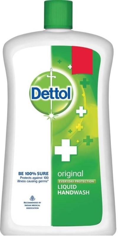 Dettol Original Liquid Hand Wash(900 ml, Bottle)