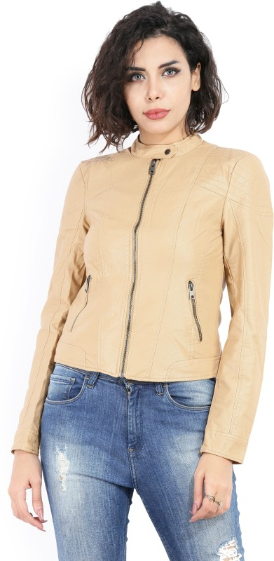 Vero Moda Full Sleeve Solid Womens Jacket
