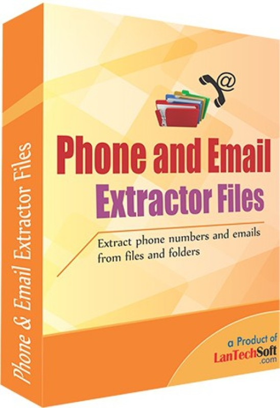 Lantech Soft Phone and Email Extractor Files(3)