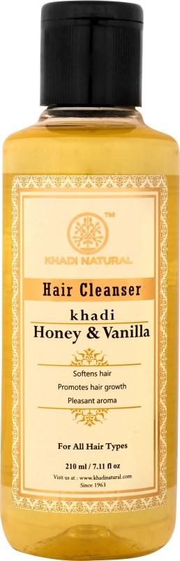 Khadi Natural Honey and Vanilla(210 ml)