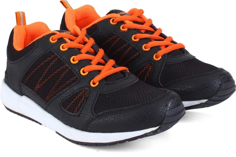 Force 10 Running Shoes For Women(Black)