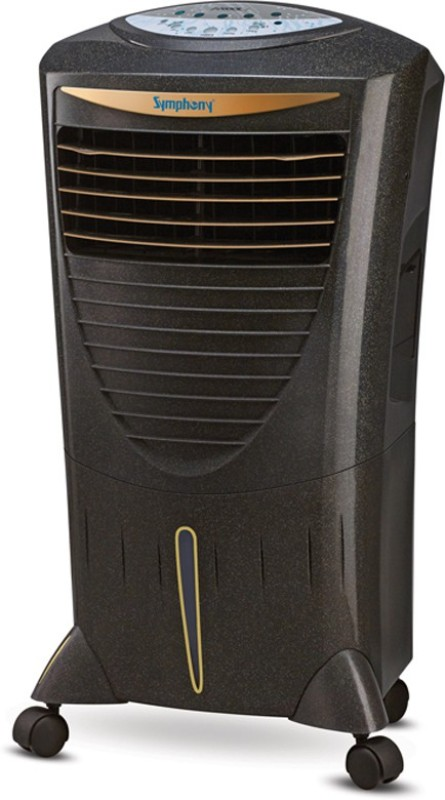 symphony Sense 31 Tower Air Cooler(Black, 31 Litres)