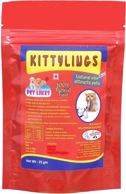 Pet Likes KL_25G Fish Wet Dog & Cat Food