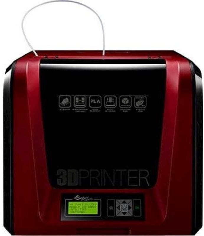 XYZprinting da Vinci jr.1.0 Pro Multi-function Printer(Maroom, Black)