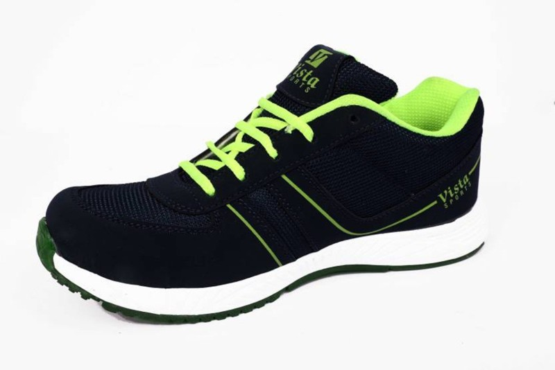 vista Cycling Shoes For Men(Green)