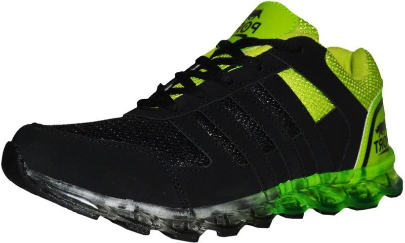 Port X-Nder Golf Shoes For Men(Black)