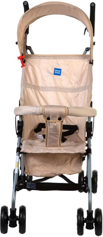 MeeMee Baby Stroller (Beige)(Multi, Beige)