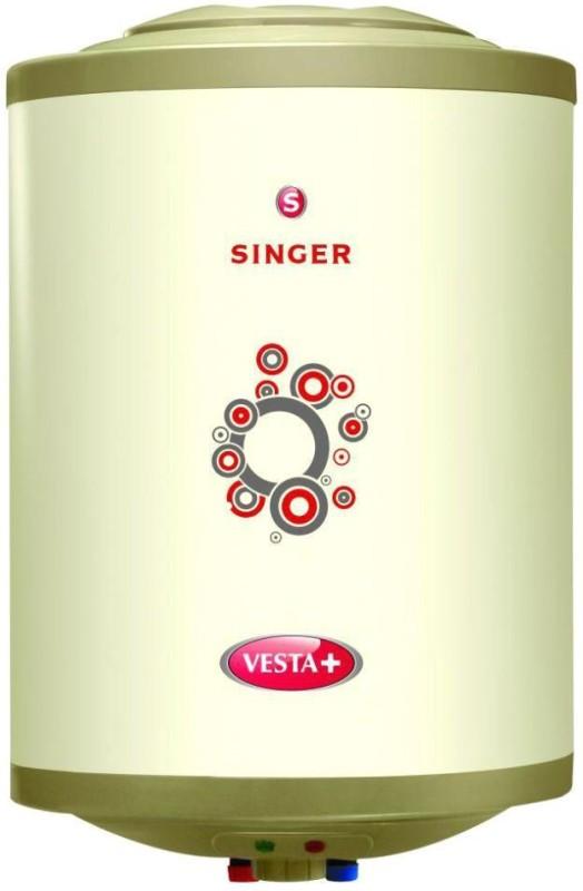 Singer 25 L Storage Water Geyser(IVORY, VESTA PLUS)