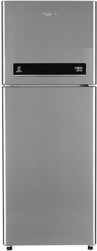Whirlpool 245 L Frost Free Double Door Refrigerator(Cool Illusia Steel, NEO DF258 ROY ( 3 S ))