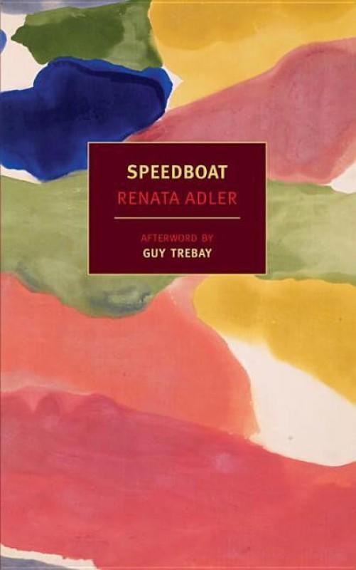 Speedboat(English, Paperback, Adler Renata)