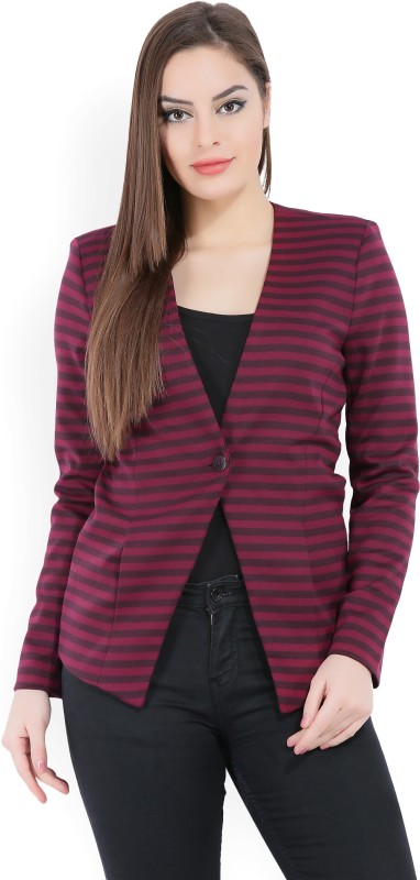 United Colors of Benetton Full Sleeve Striped Women Jacket