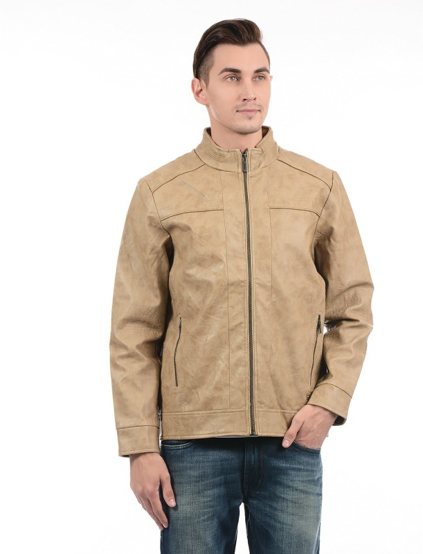 Monte Carlo Full Sleeve Solid Men Jacket