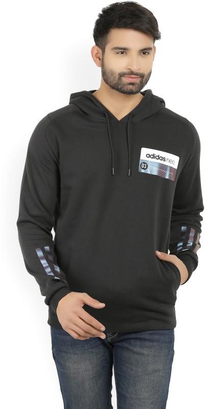 ADIDAS NEO Full Sleeve Solid Mens Sweatshirt
