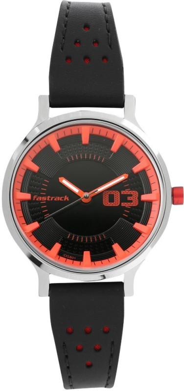 Fastrack 6166SL02 Loopholes Watch For Women