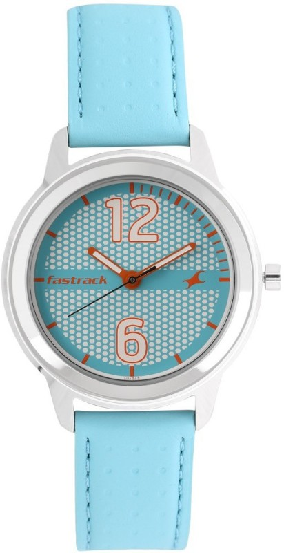 Fastrack 6169SL02 Loopholes Watch For Women