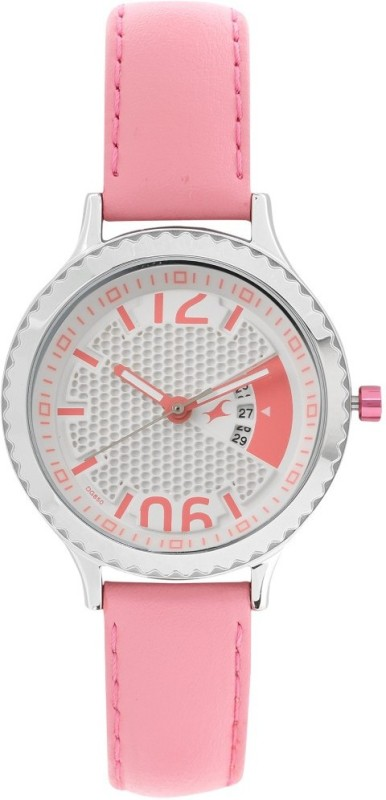 Fastrack 6168SL01 Loopholes Watch For Women