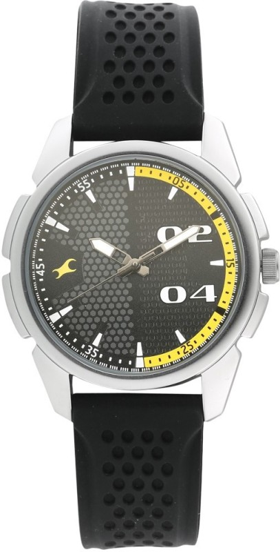 Fastrack 3124SP02 Loopholes Watch For Men