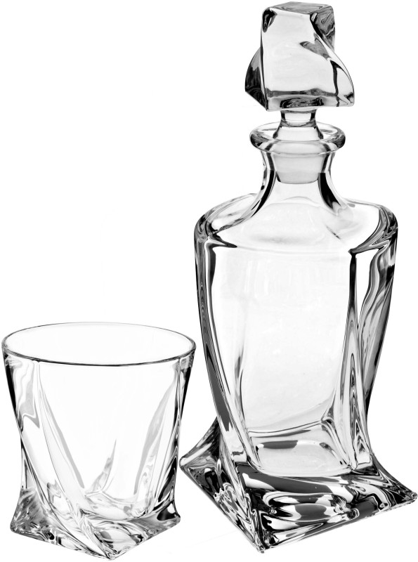 DUCATI CRYSTAL FRENCH MAKE Decanter(Crystal, 28.74 oz)