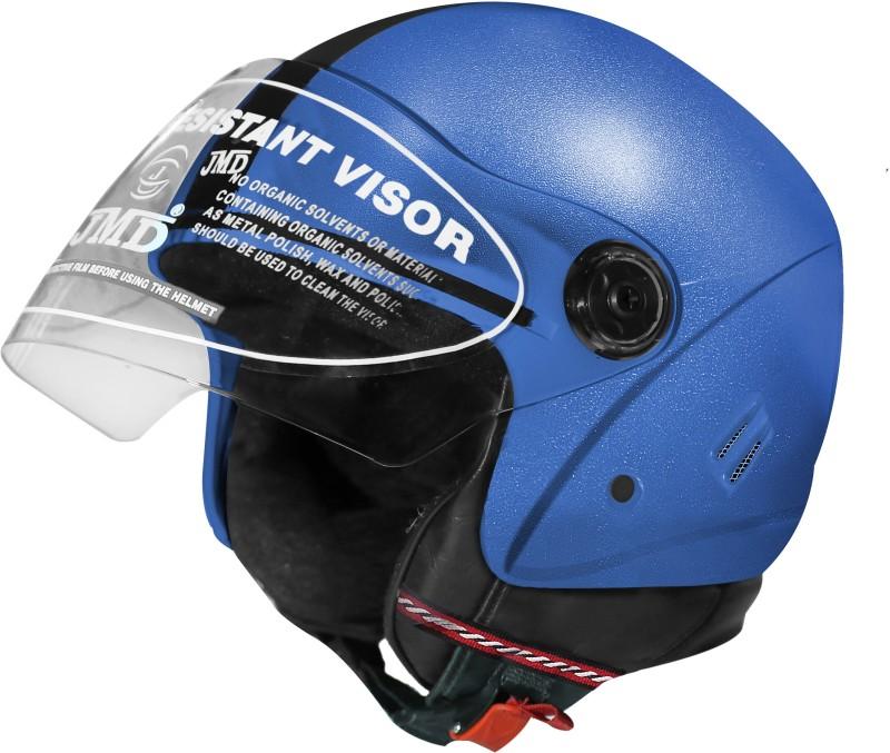 JMD GRAND Motorbike Helmet(Blue)