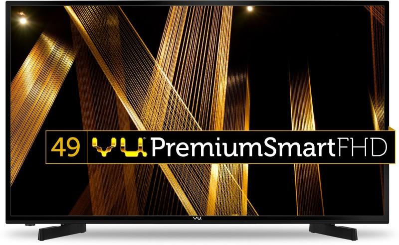 Vu 124cm (49 inch) Full HD LED Smart TV(49S6575)
