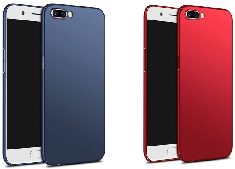 Spicesun Back Cover for OnePlus 5(Blue, Red, Plastic)