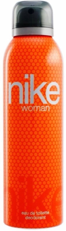 Nike woman eau de toilette deodorant(orange) Deodorant Spray - For Women(150 ml)
