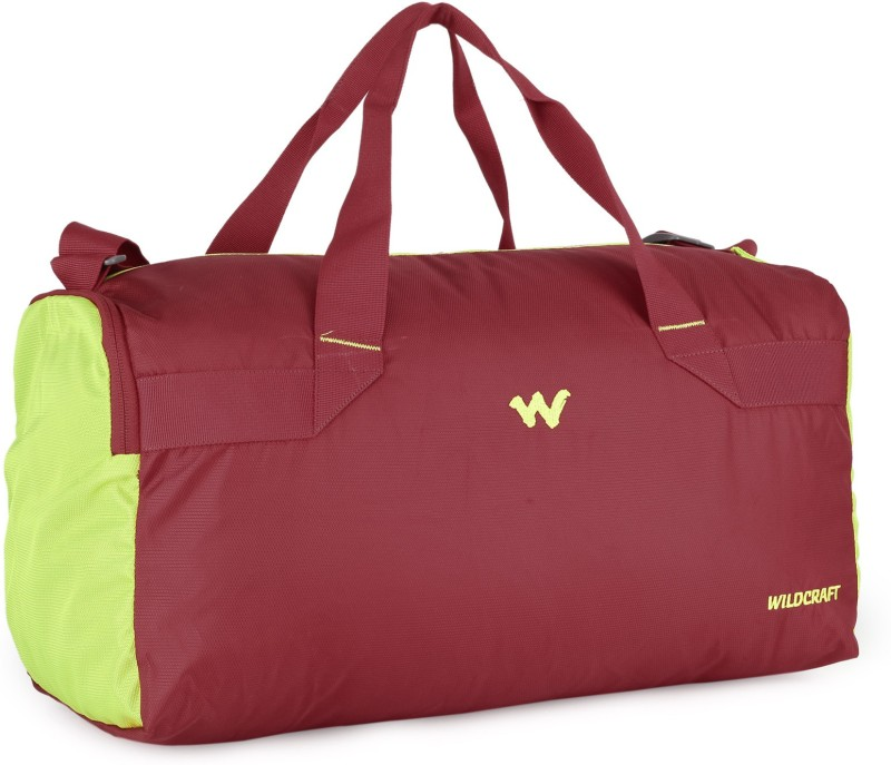 Wildcraft Tour Travel Duffel Bag(Red)